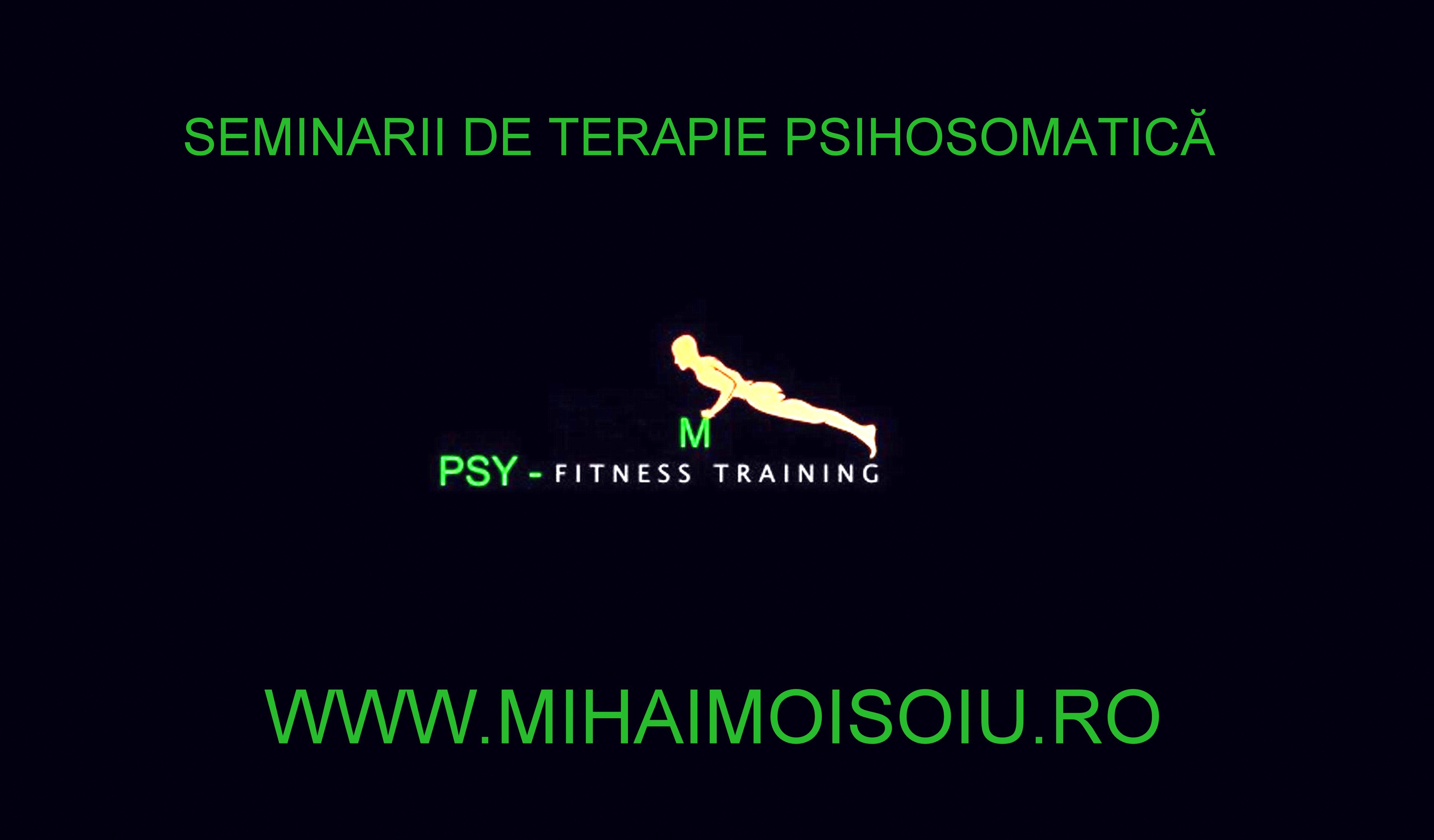 SEMINARII DE PSIHOLOGIE PSIHOSOMATICĂ