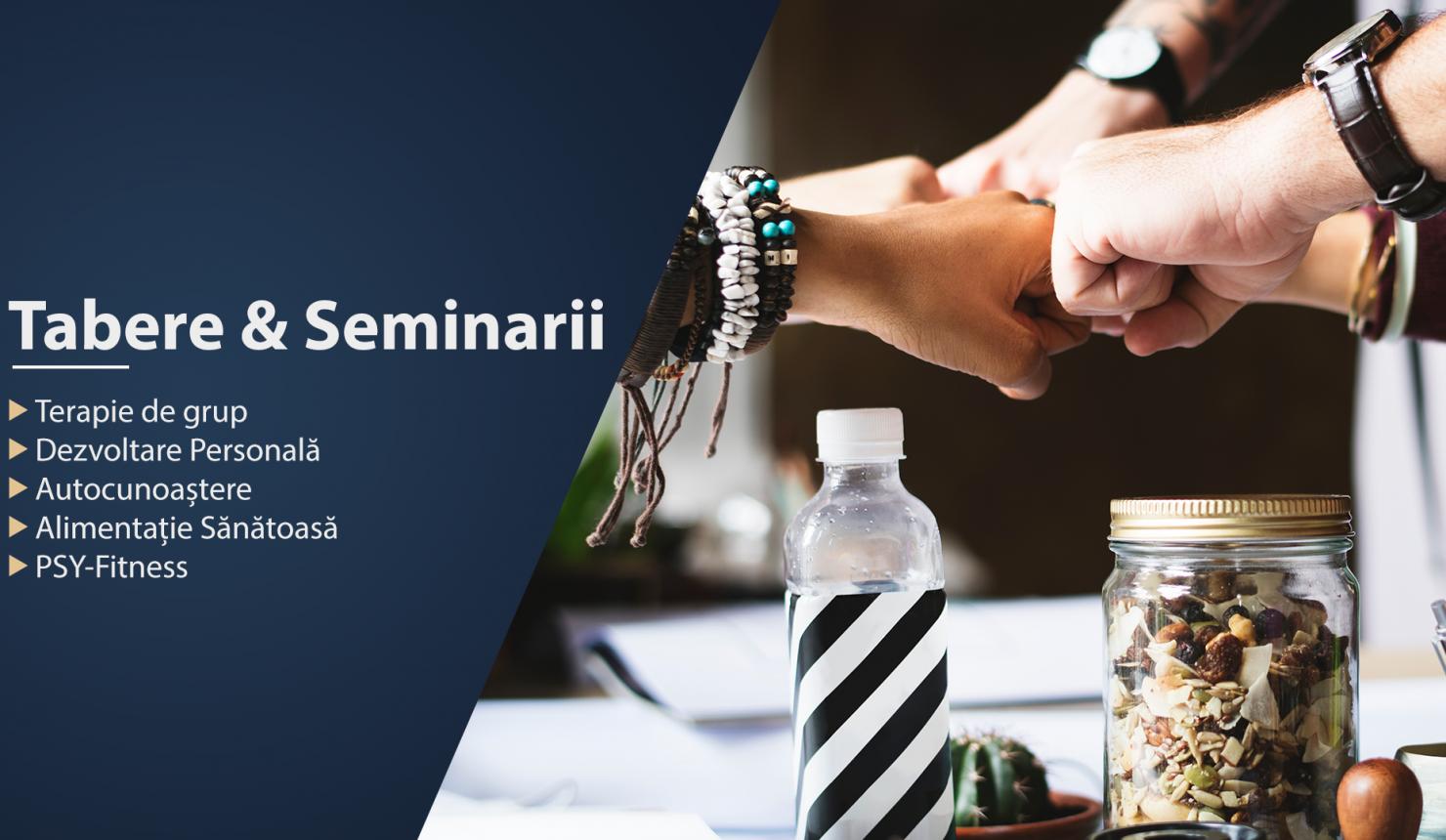 Tabere & Seminarii