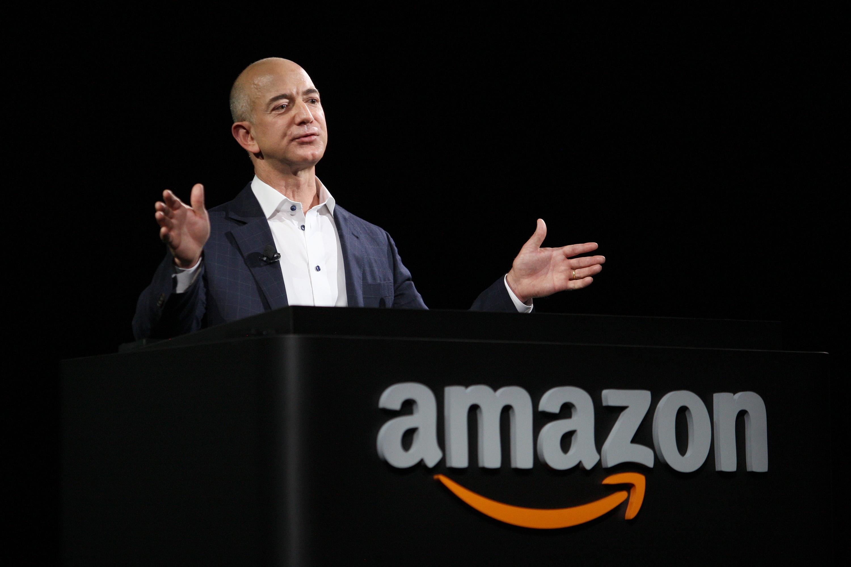 Limbajul nonverbal în afaceri – Jeff Bezos