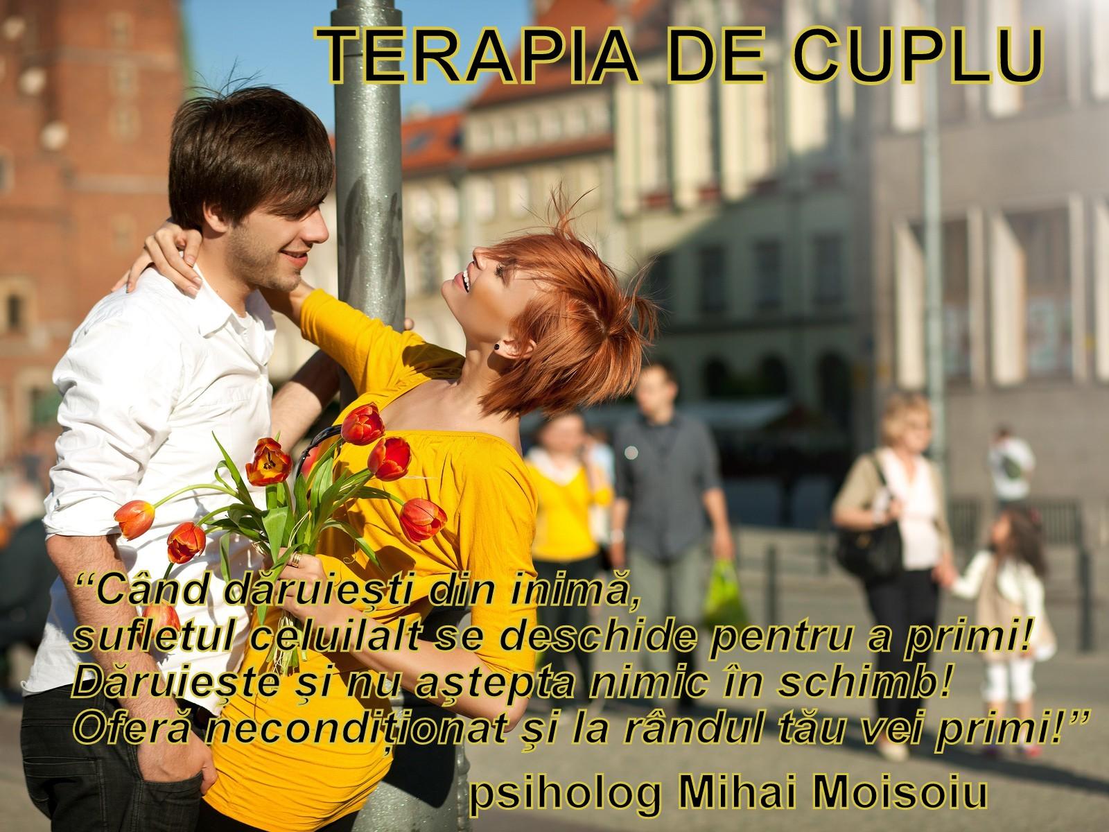 TERAPIE DE CUPLU (III)
