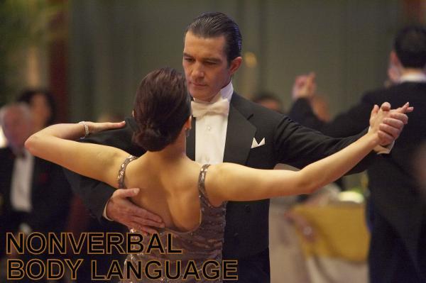 """LIMBAJUL NONVERBAL ÎN """"TAKE THE LEAD"""" …ANTONIO BANDERAS (PIERRE DULAINE) ŞI KATYA VIRSHILAS (IV)"""