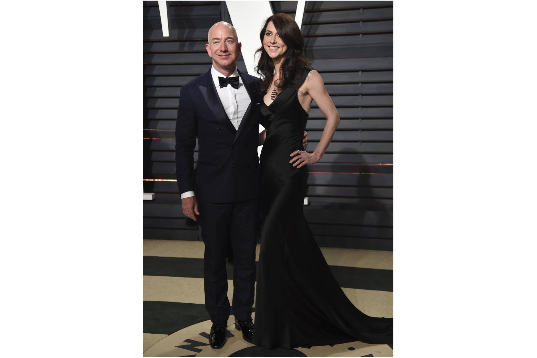 Limbajul nonverbal în cuplu – Jeff și MacKenzie Bezos