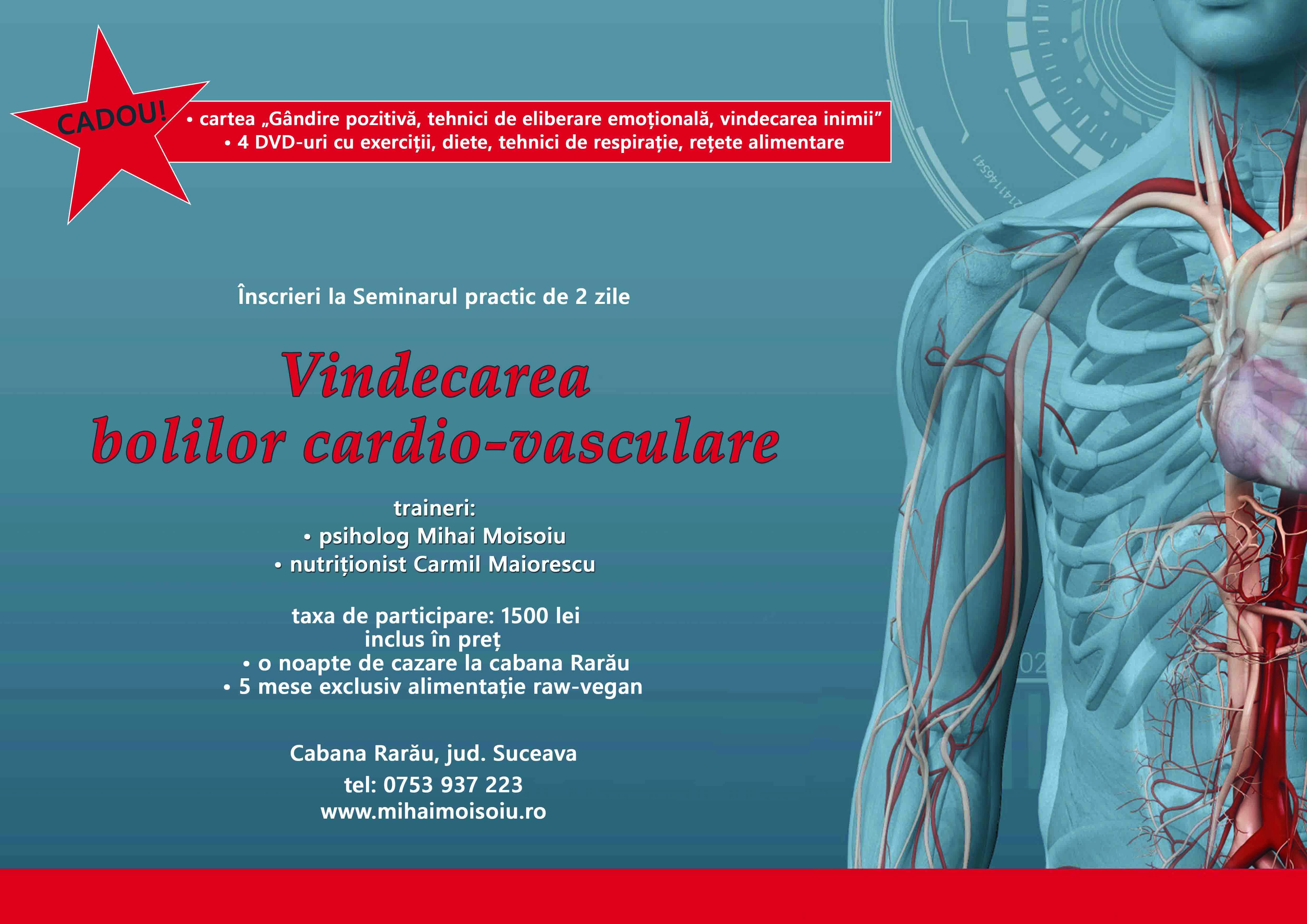 Vindecarea bolilor cardio-vasculare